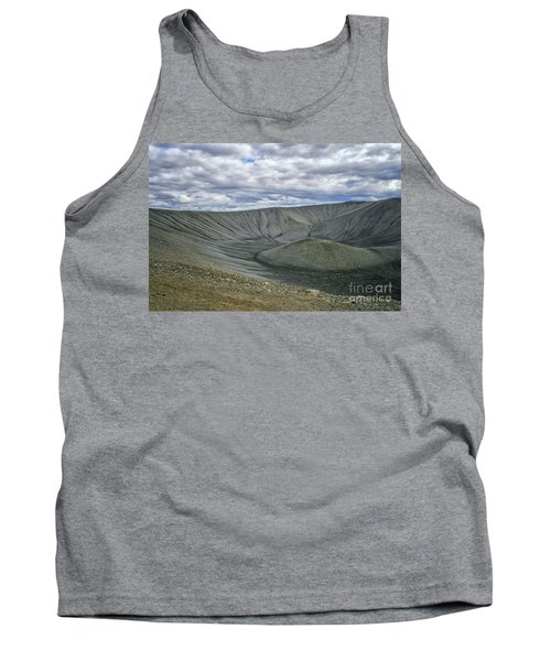 Crater Tank Top by Patricia Hofmeester