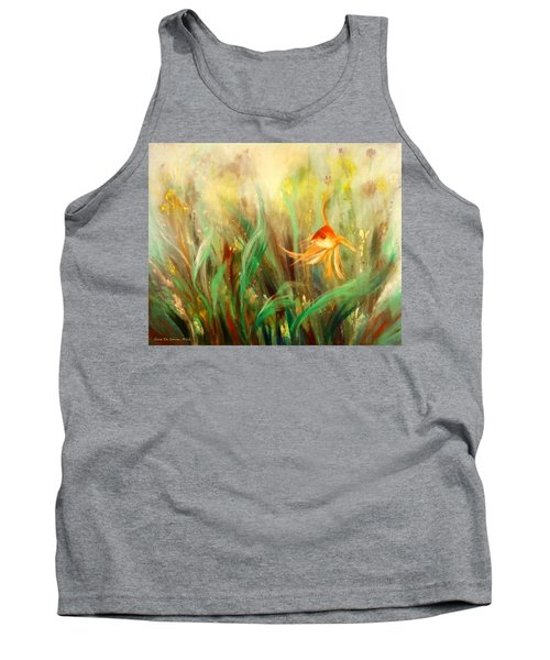 Gold Fish Tank Top