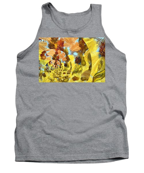 Tank Top featuring the photograph Interior by Beto Machado