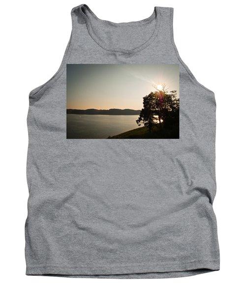 Lake Cumberland Sunset Tank Top