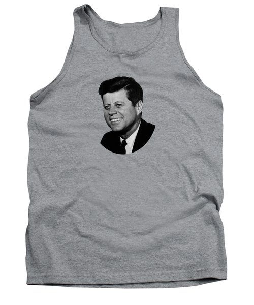 President Kennedy Tank Top