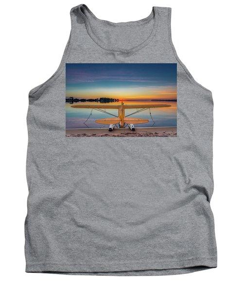 Splash-in Sunrise  Tank Top