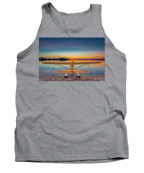 Splash-in Sunrise  Tank Top