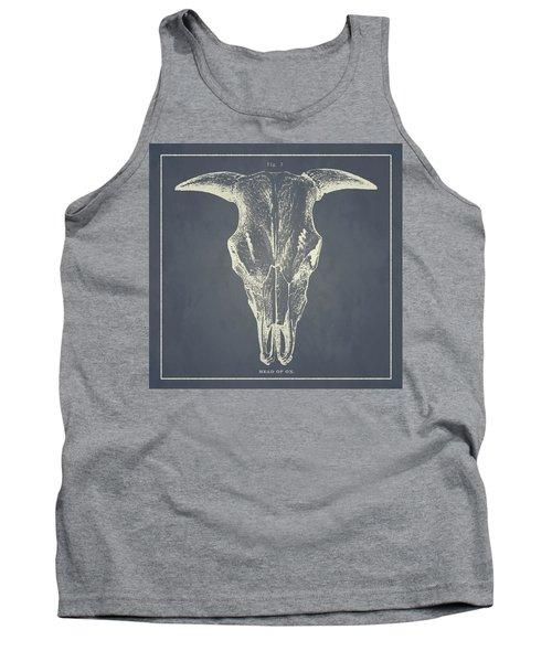 Vintage Ox Head Tank Top