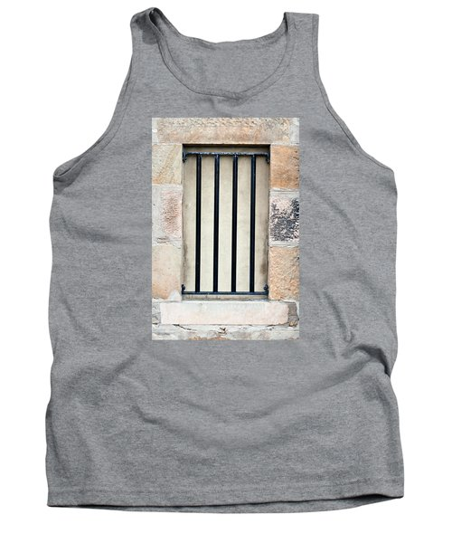 Window Bars Tank Top