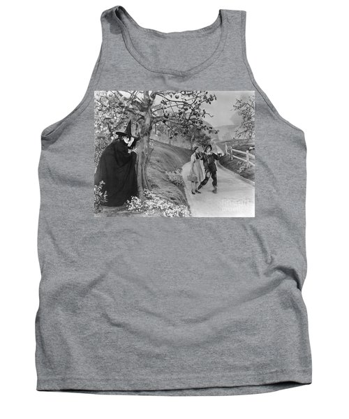 Wizard Of Oz, 1939 Tank Top by Granger