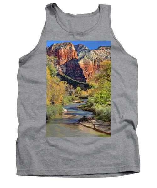 Zion National Park Utah Tank Top