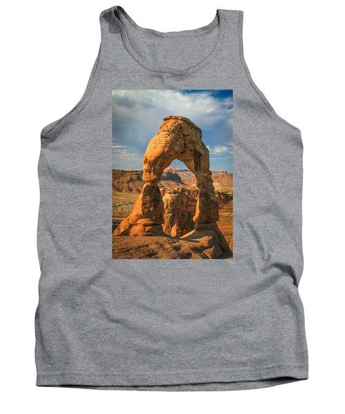 #3057 - Delicate Arch, Utah Tank Top