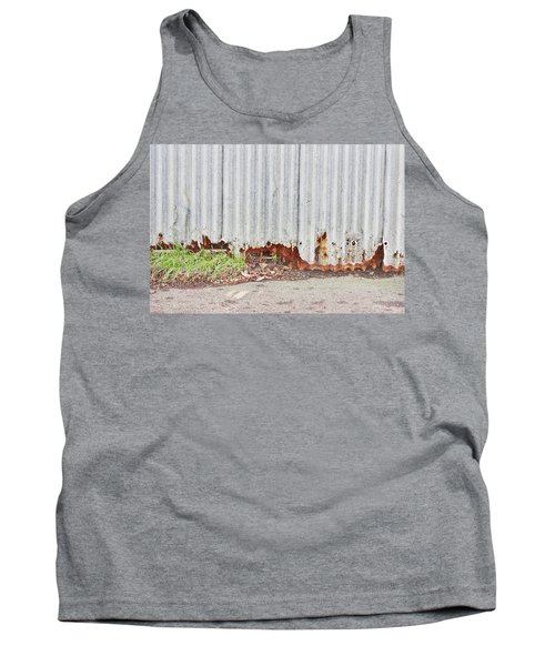 Rusty Metal Tank Top