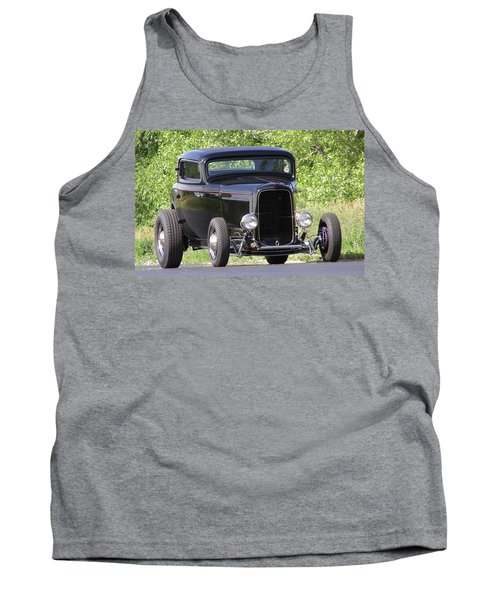 32 Three Window Classic  Tank Top