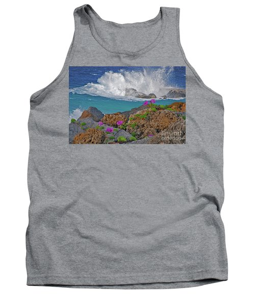 34- Beauty And Power Tank Top