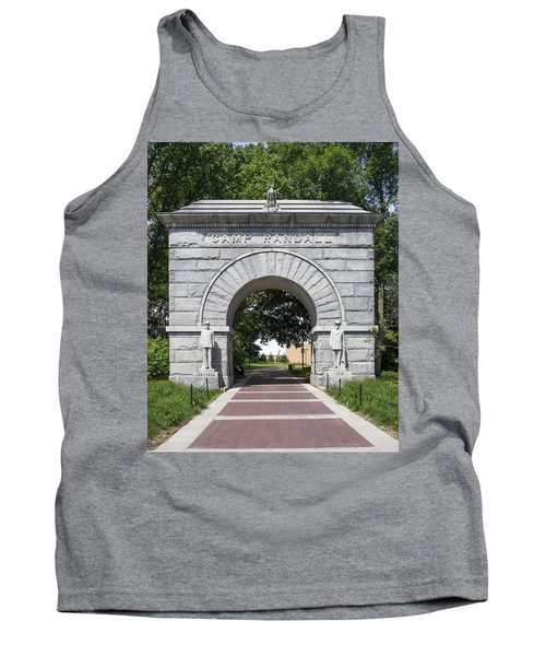 Camp Randall Memorial Arch - Madison Tank Top