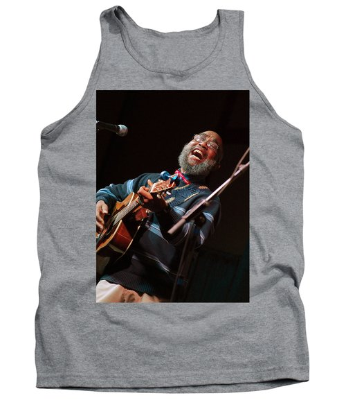 Tank Top featuring the photograph Folk Alliance 2014 by Jim Mathis