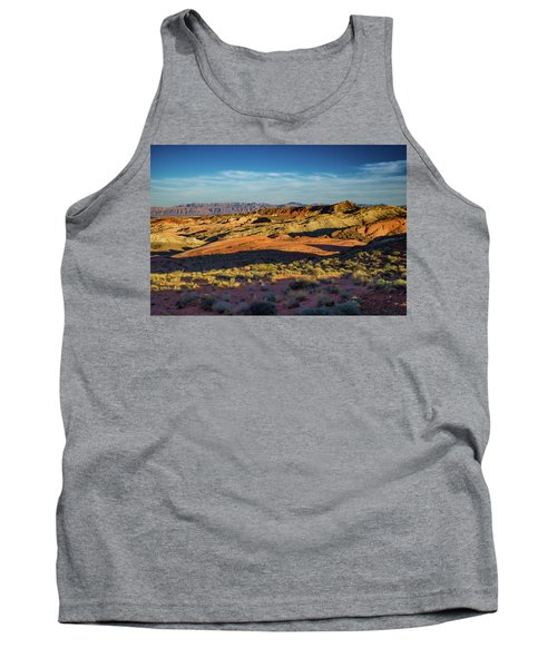 I Could Hear For Miles. Tank Top