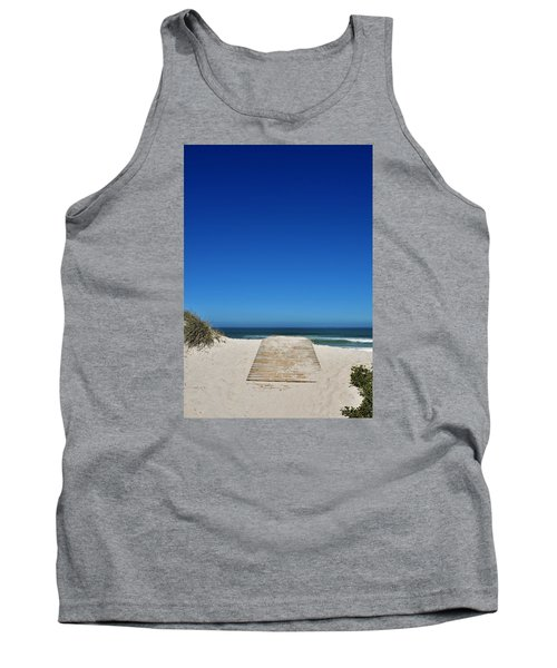 long awaited View Tank Top by Werner Lehmann