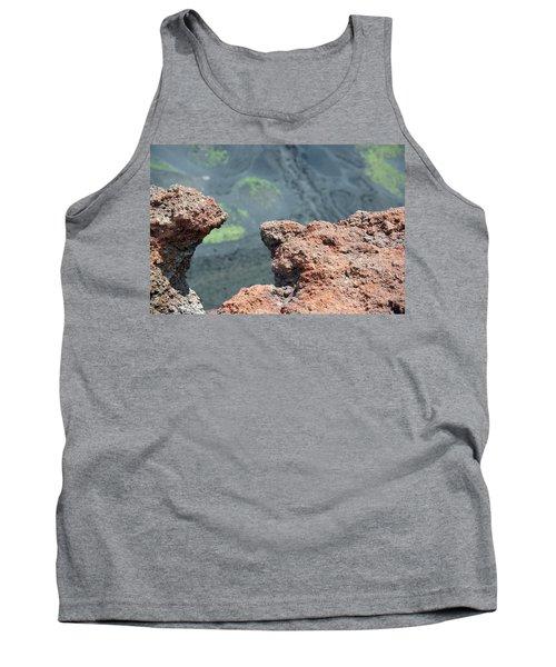 Mount Etna Tank Top