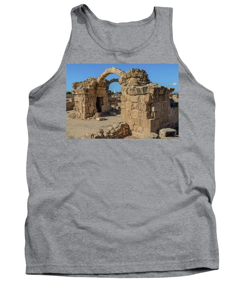 Paphos Archaeological Park - Cyprus Tank Top