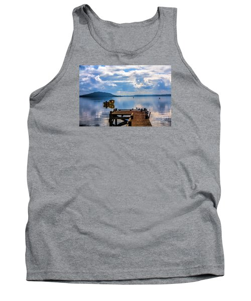 Quiet Lake Tank Top