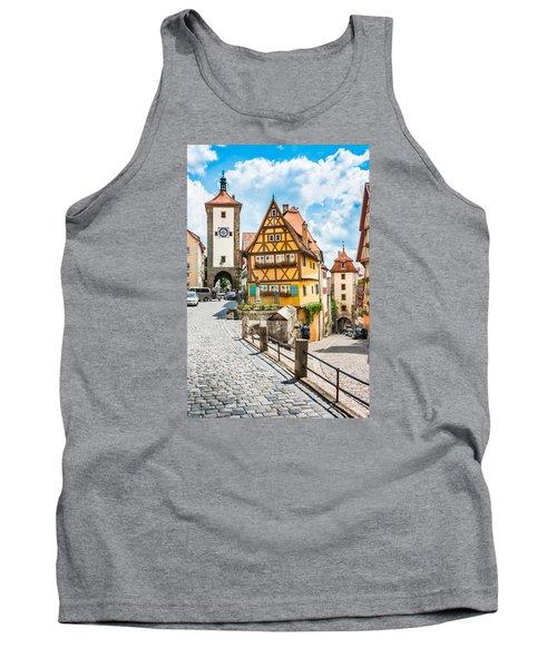 Rothenburg Ob Der Tauber Tank Top