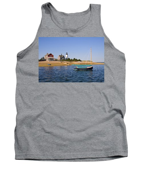 Sandy Neck Lighthouse Tank Top
