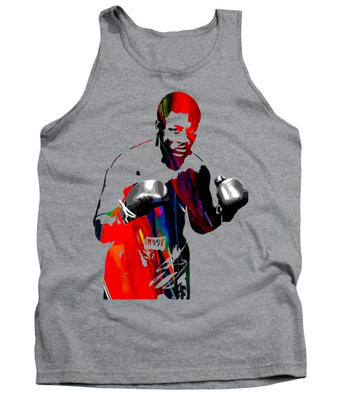 Smokin Joe Frazier Collection Tank Top by Marvin Blaine
