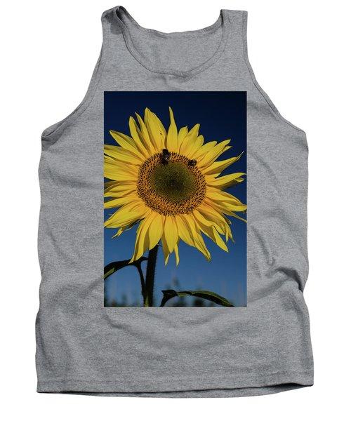 Sunflower Fields Tank Top