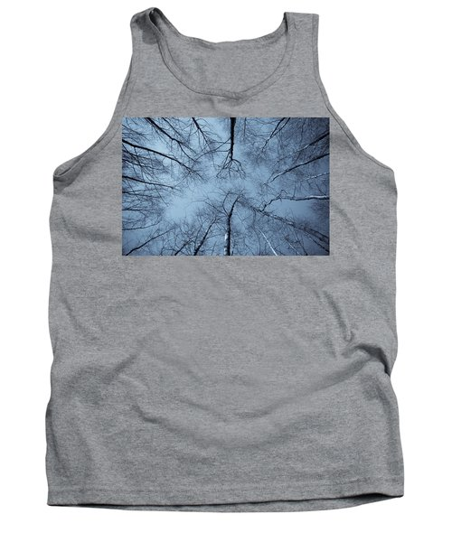 Trees In Epping Forest Tank Top