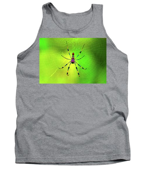 Tank Top featuring the digital art 42- Come Closer by Joseph Keane