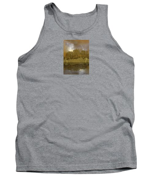 Tank Top featuring the photograph 4411 by Peter Holme III
