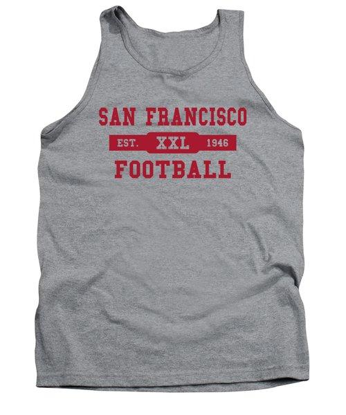 49ers Retro Shirt Tank Top