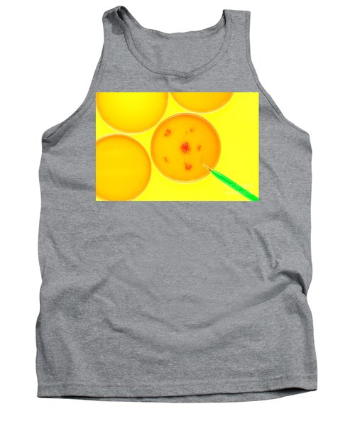 Biotechnology Experiment In Science Research Lab Tank Top