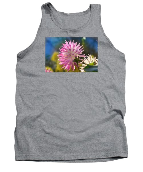 Tank Top featuring the photograph Flower Edition by Bernd Hau