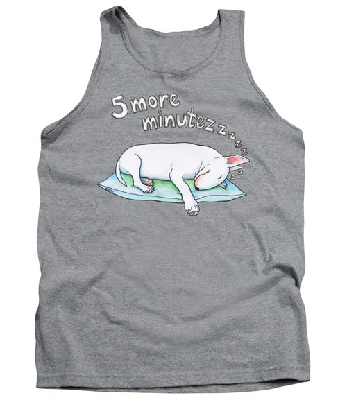 5 More Minutes Tank Top
