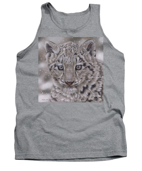 50 Shades Of Grey Tank Top