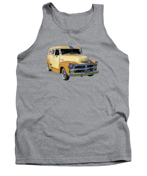 54 Delivery Tank Top by Keith Hawley