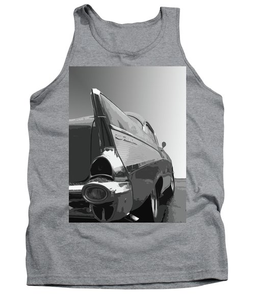 57 Chevy Verticle Tank Top