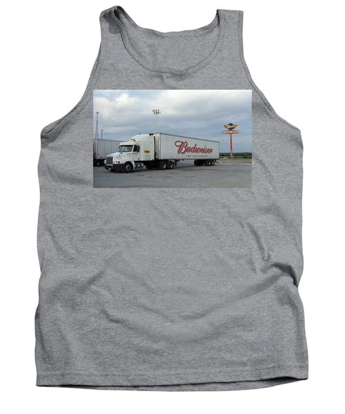 Route 66 - Dixie Truckers Home Tank Top