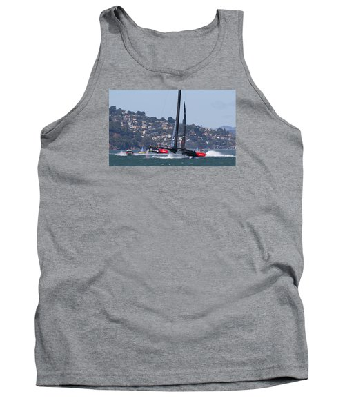 America's Cup 34 Tank Top