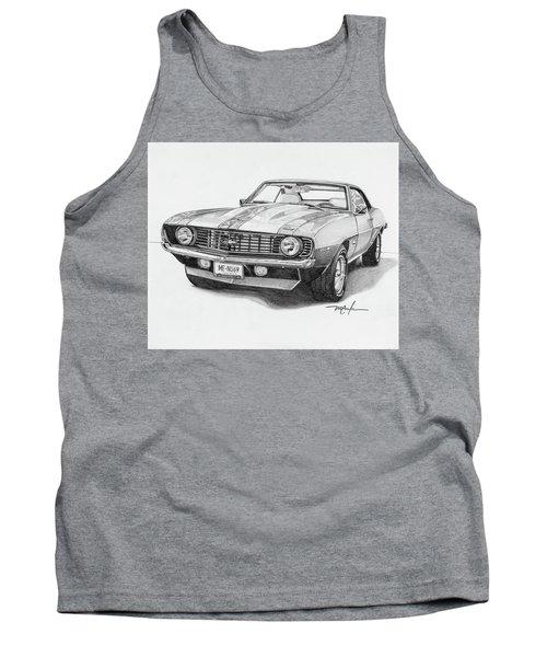 69 Camaro Tank Top