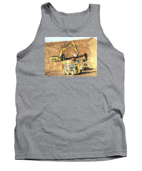 construction whsd Peterburg Tank Top