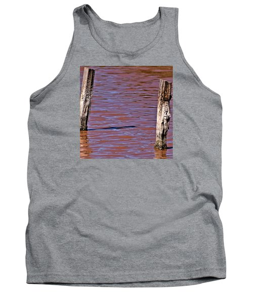 Tank Top featuring the photograph Primordial Soup by Bob Wall