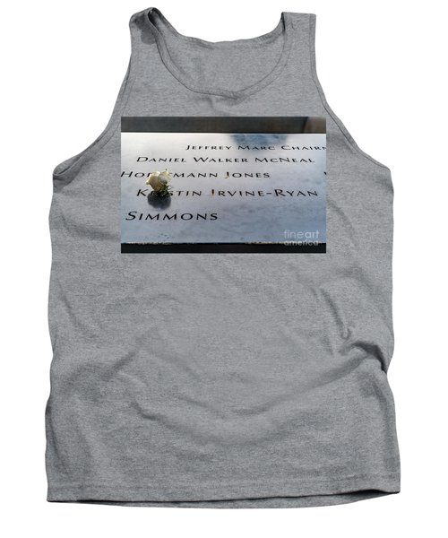 9-11 Remembrance Tank Top