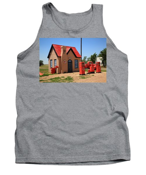Route 66 - Phillips 66 Gas Station Tank Top