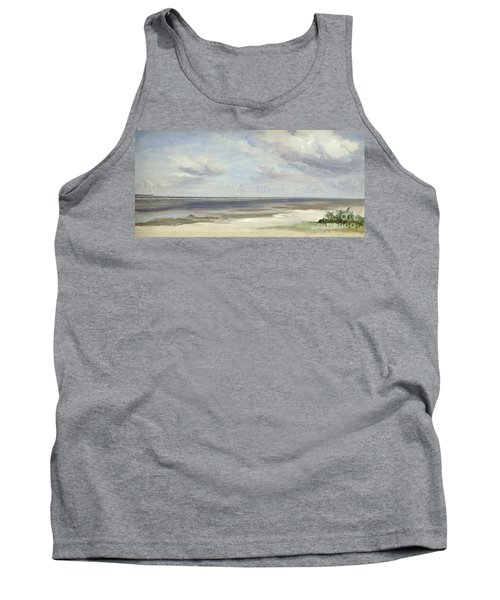 A Beach On The Baltic Sea At Laboe Tank Top