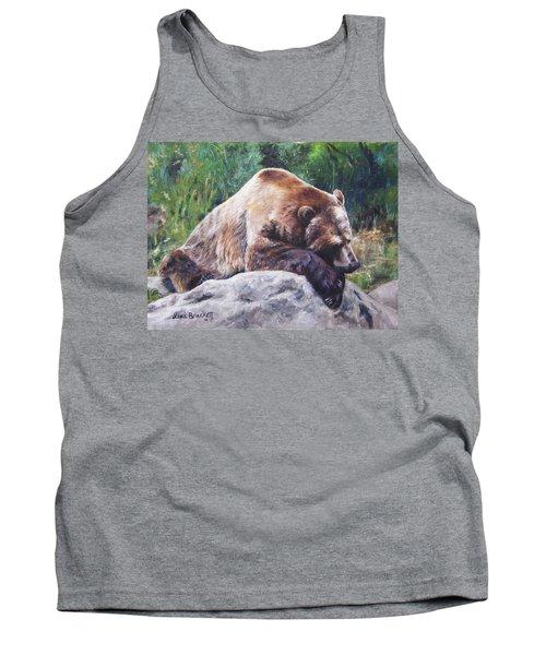 A Bear Of A Prayer Tank Top