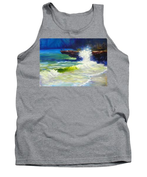 A Big Wave Tank Top
