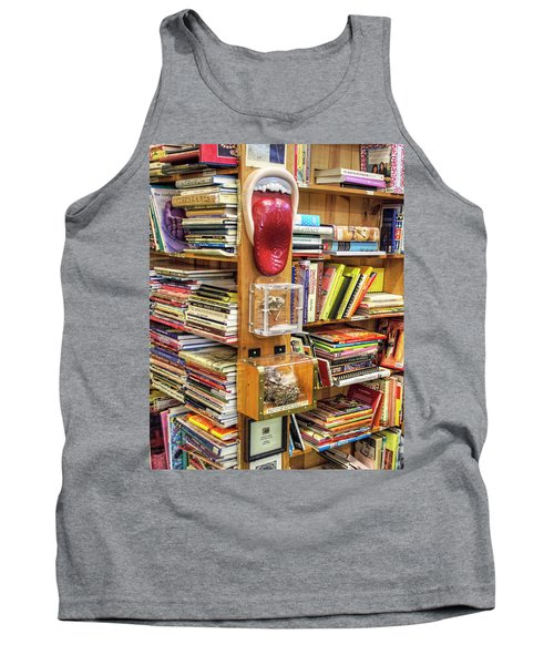 A Bookstore For All Tastes Tank Top