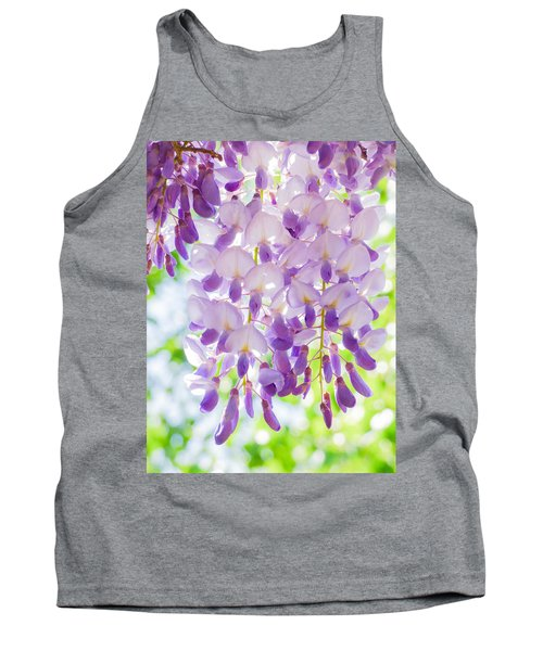 A Bright Sunshiny Day  Tank Top by Steve Taylor