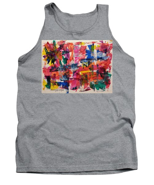 A Busy Life Tank Top
