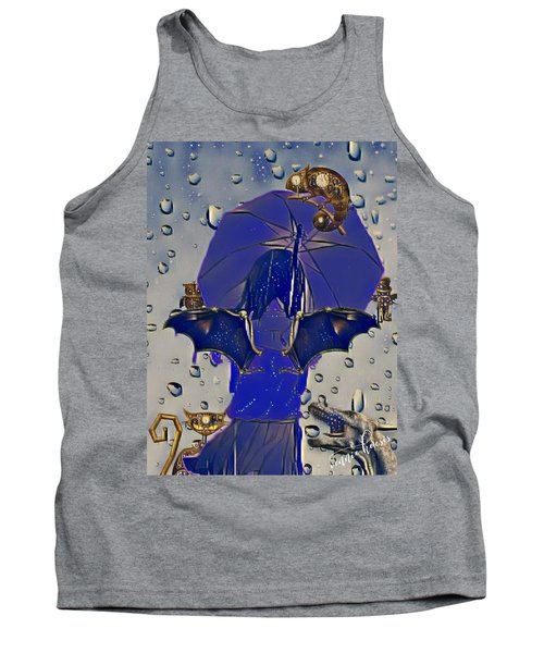 A Child's Invisibles Tank Top
